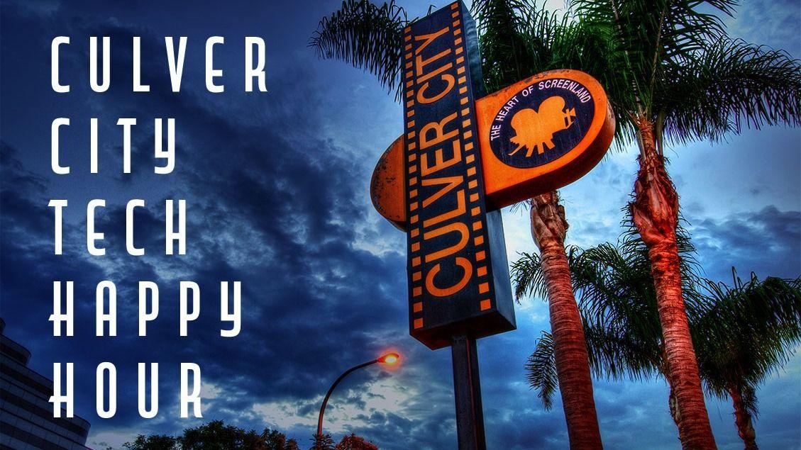 Culver / Playa Tech Happy Hour