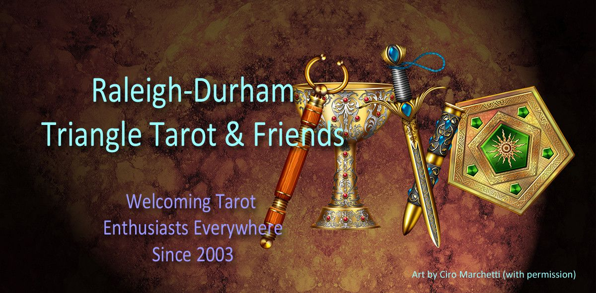 The Raleigh-Durham Triangle Tarot and Friends