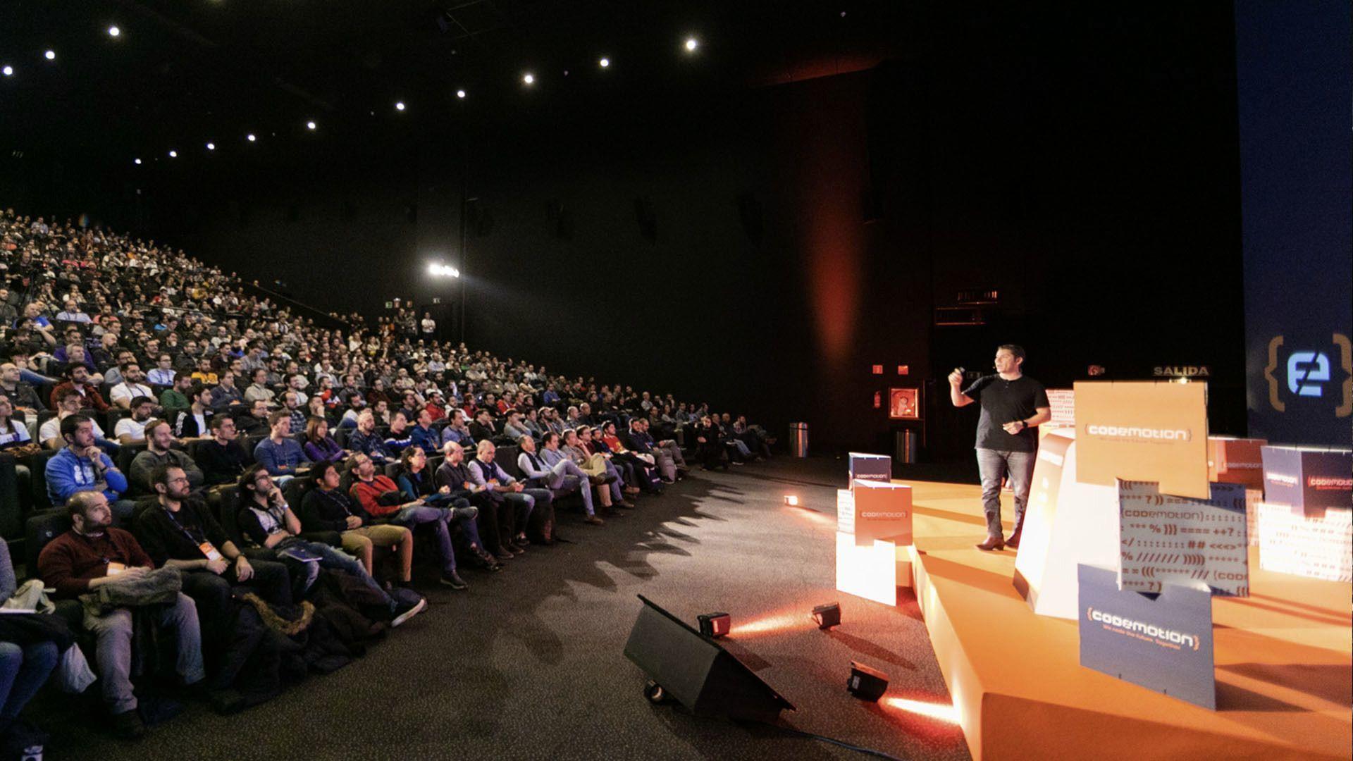 Codemotion Meetup en España