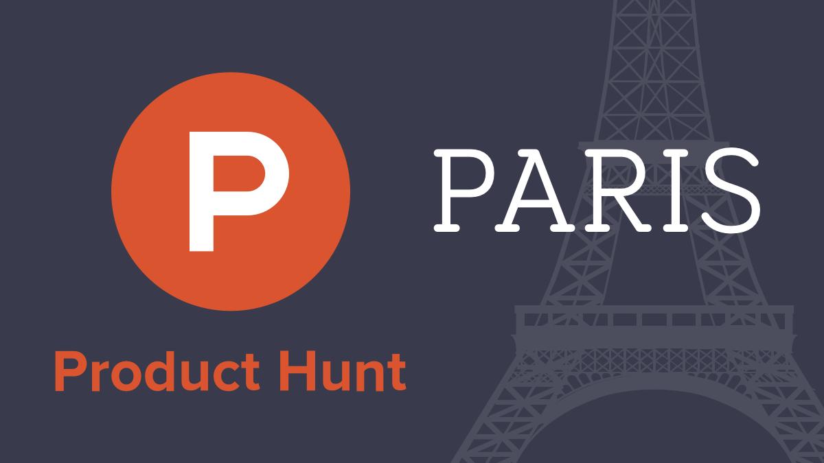 Product Hunt Paris