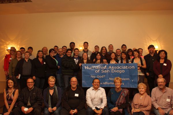Humanist Association of San Diego's Meetup Group