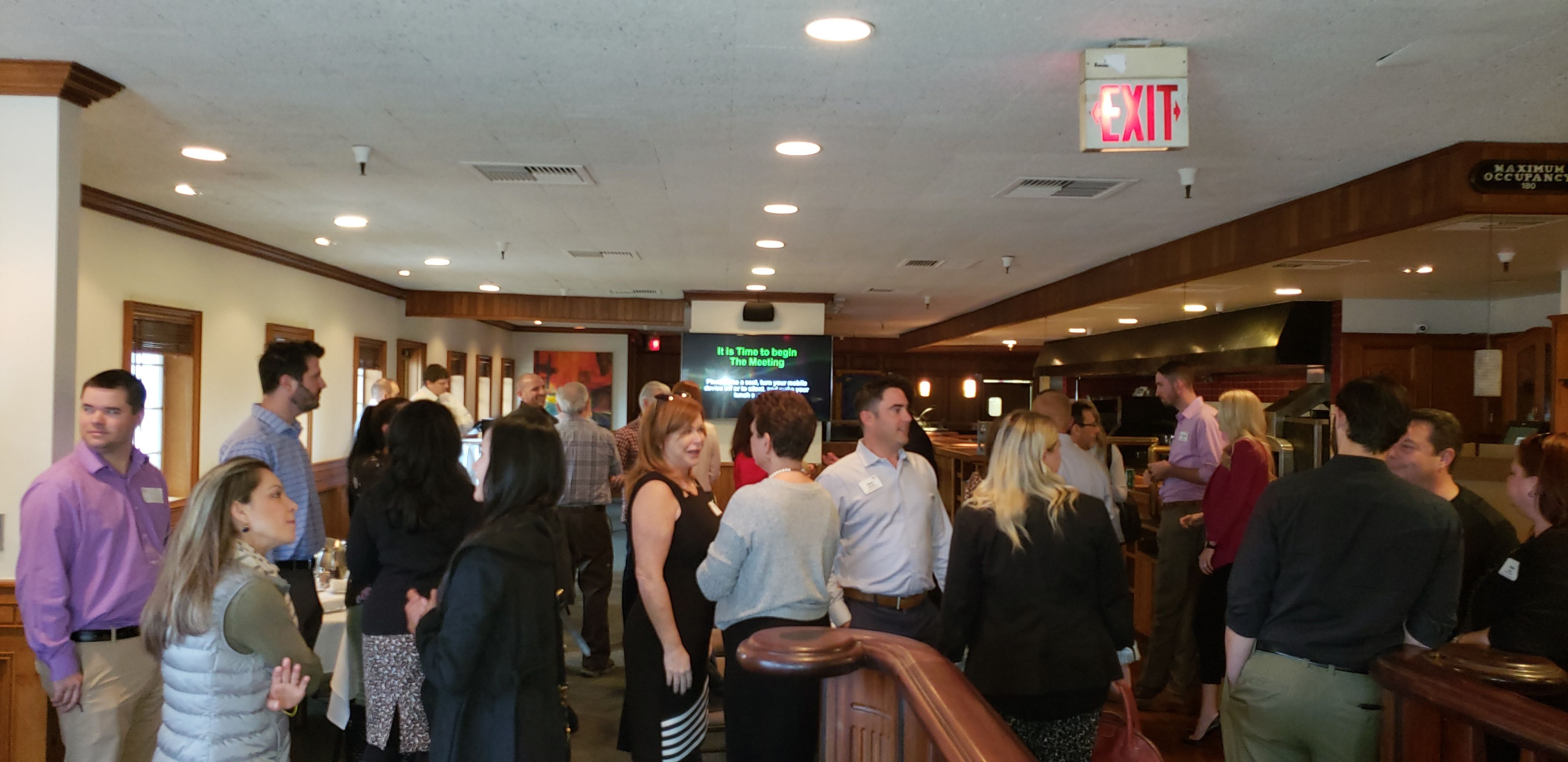Business Referral Networking Meetup BNI Camelback Alliance
