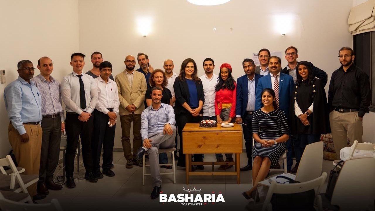 Basharia Toastmasters of Abu Dhabi Meetup