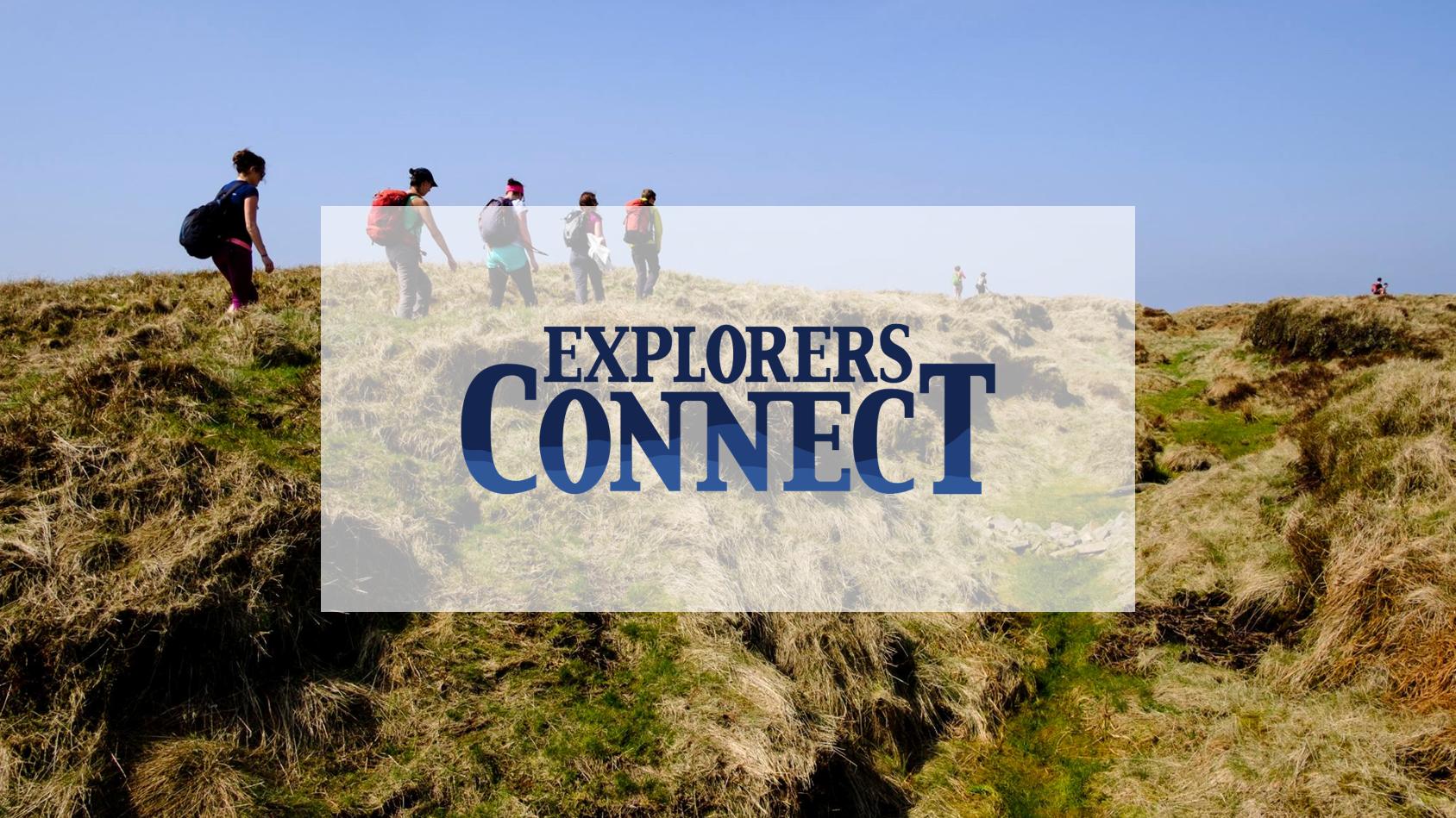 Explorers Connect: BIRMINGHAM