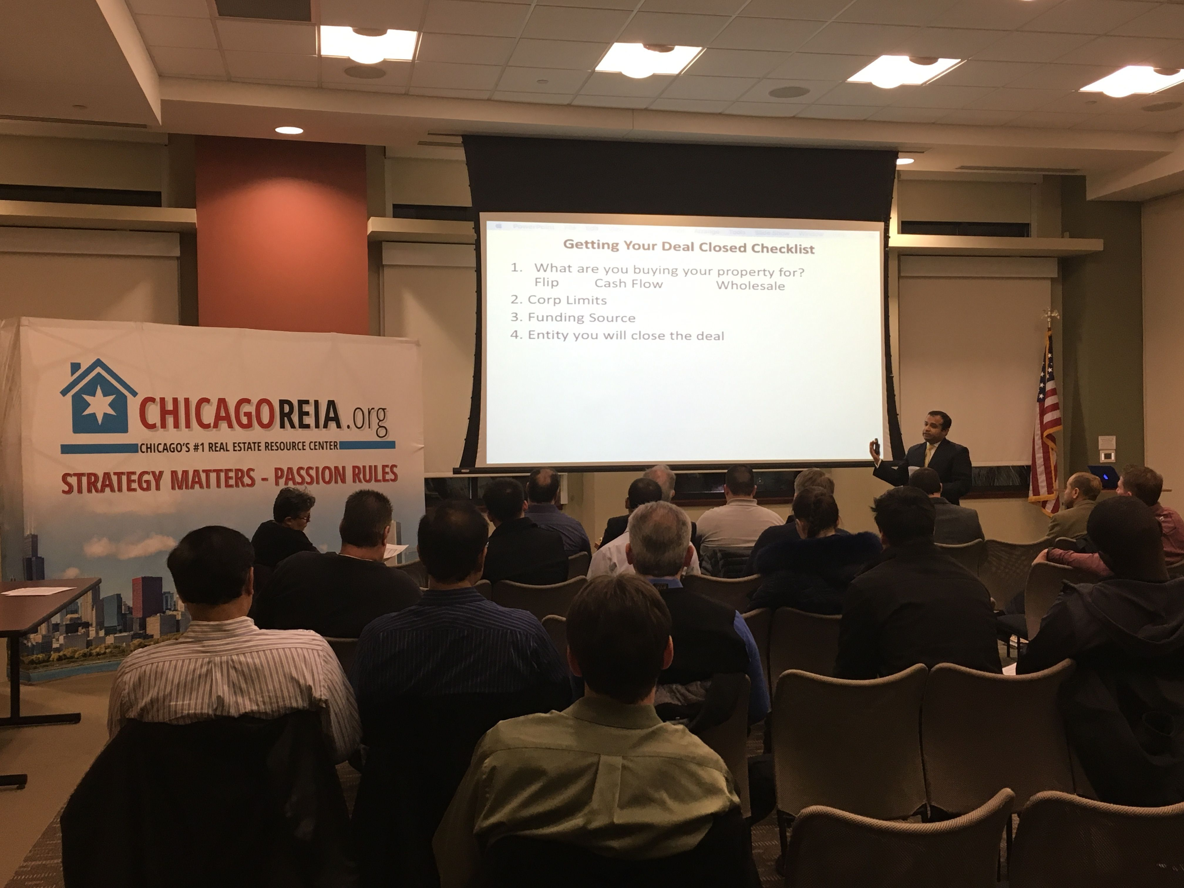 Chicago Real Estate Investors Association - Downtown