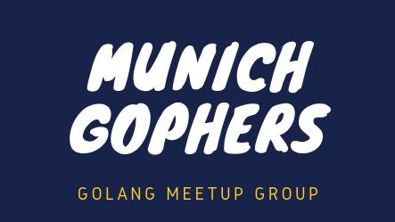 GDG Munich Gophers