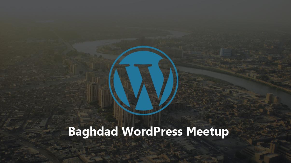 Baghdad WordPress Meetup Group