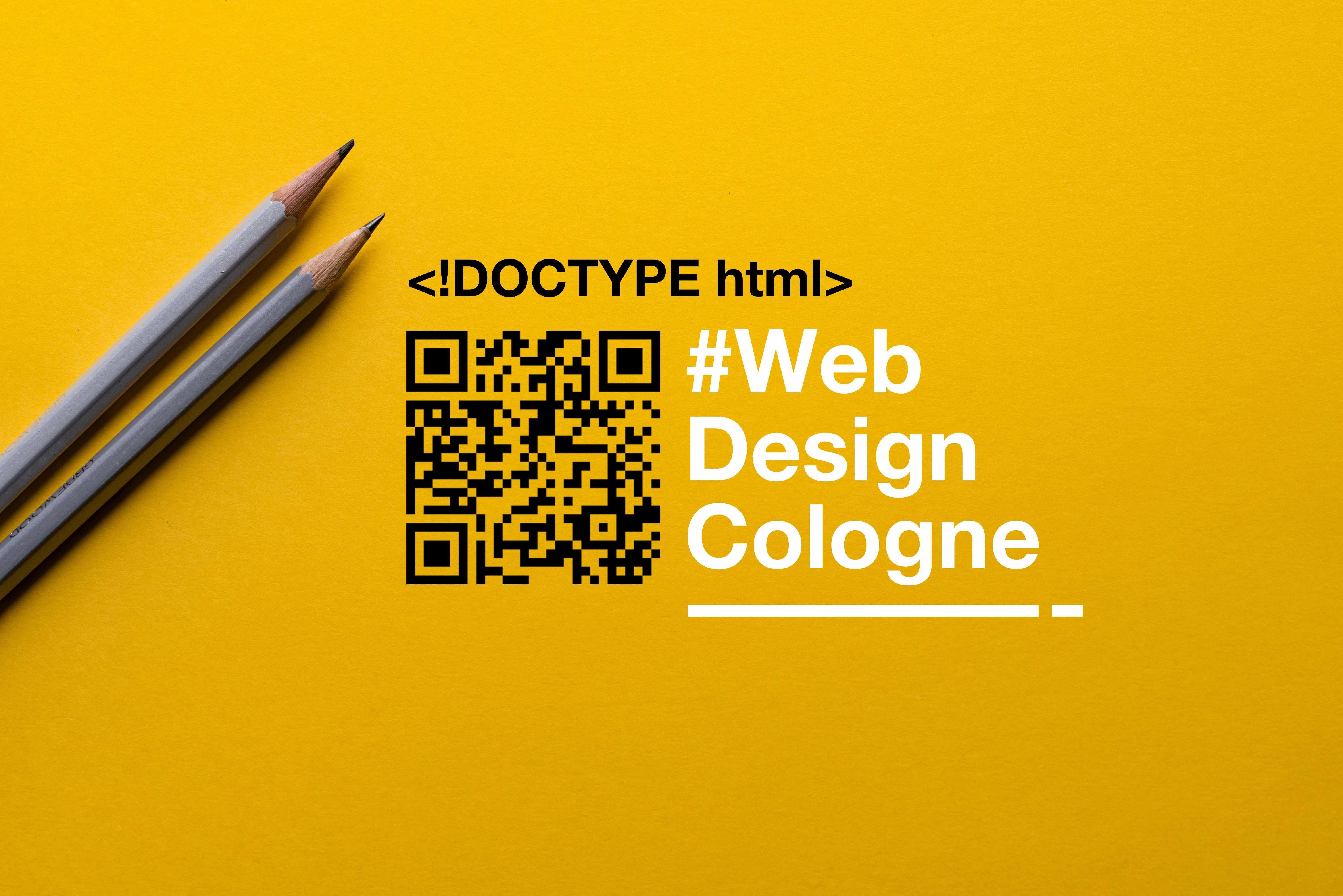 Webdesign Cologne #WDCGN