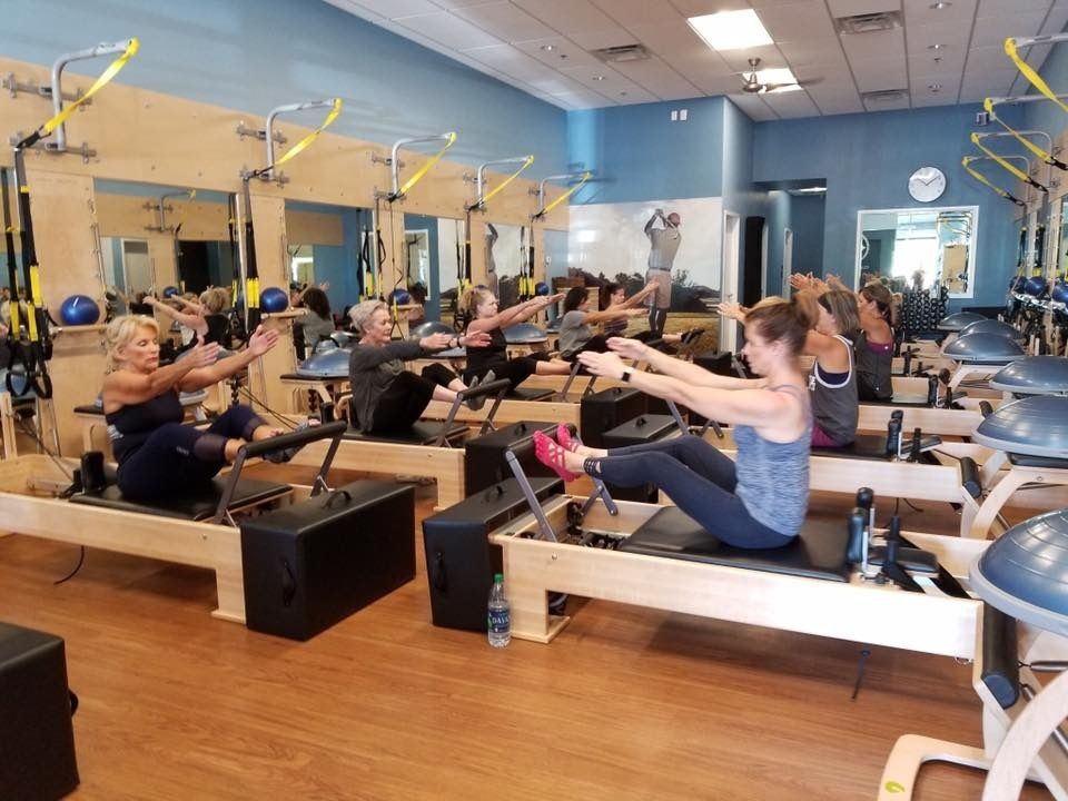 Club Pilates Gainey Ranch Introductory Pilates Class