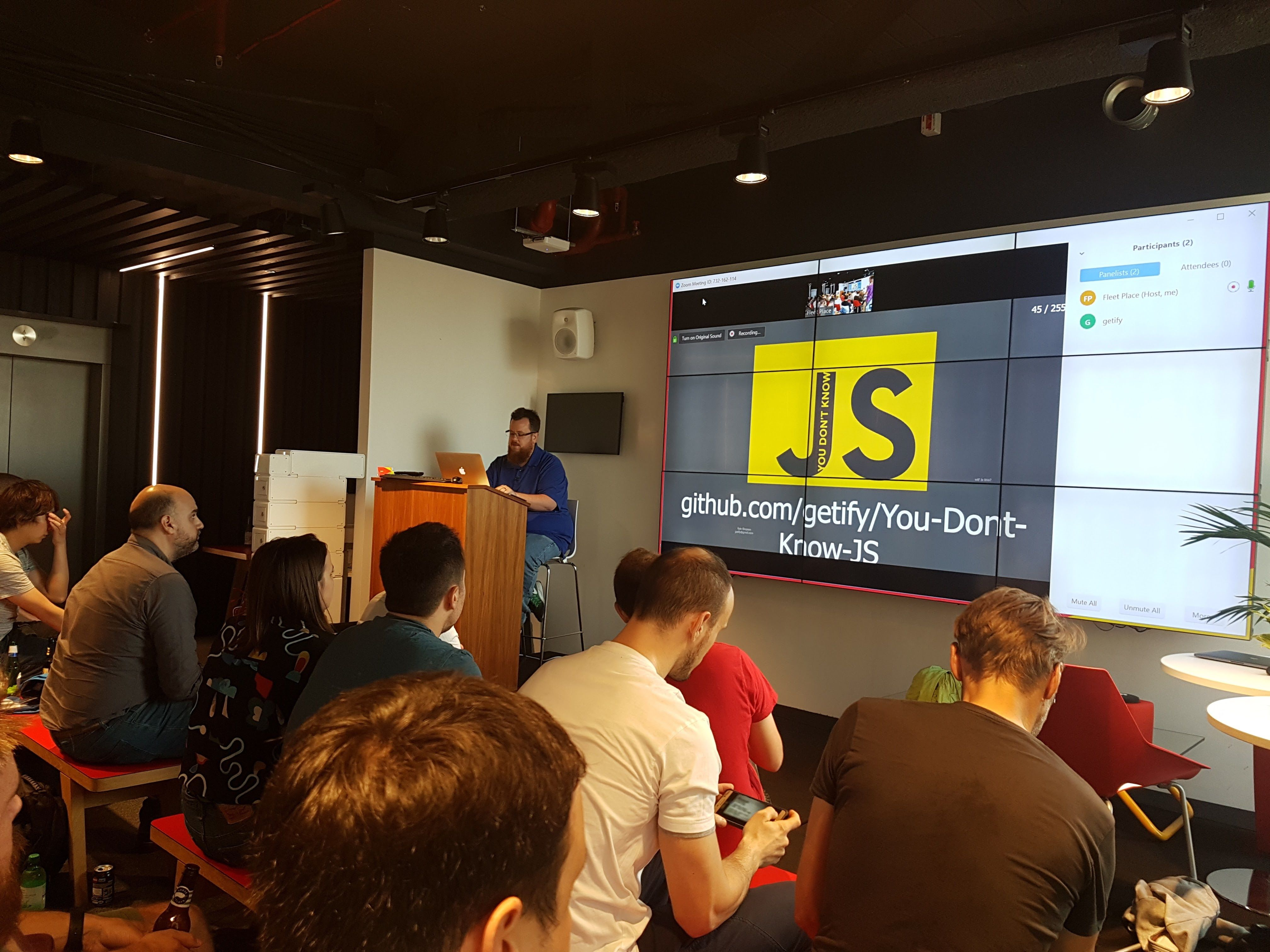 London JavaScript Community