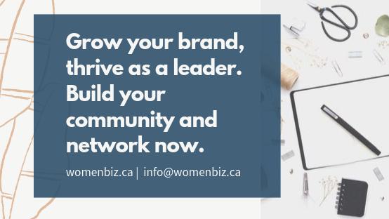 Womeninbiz.ca: Career, Biz and Leadership Support