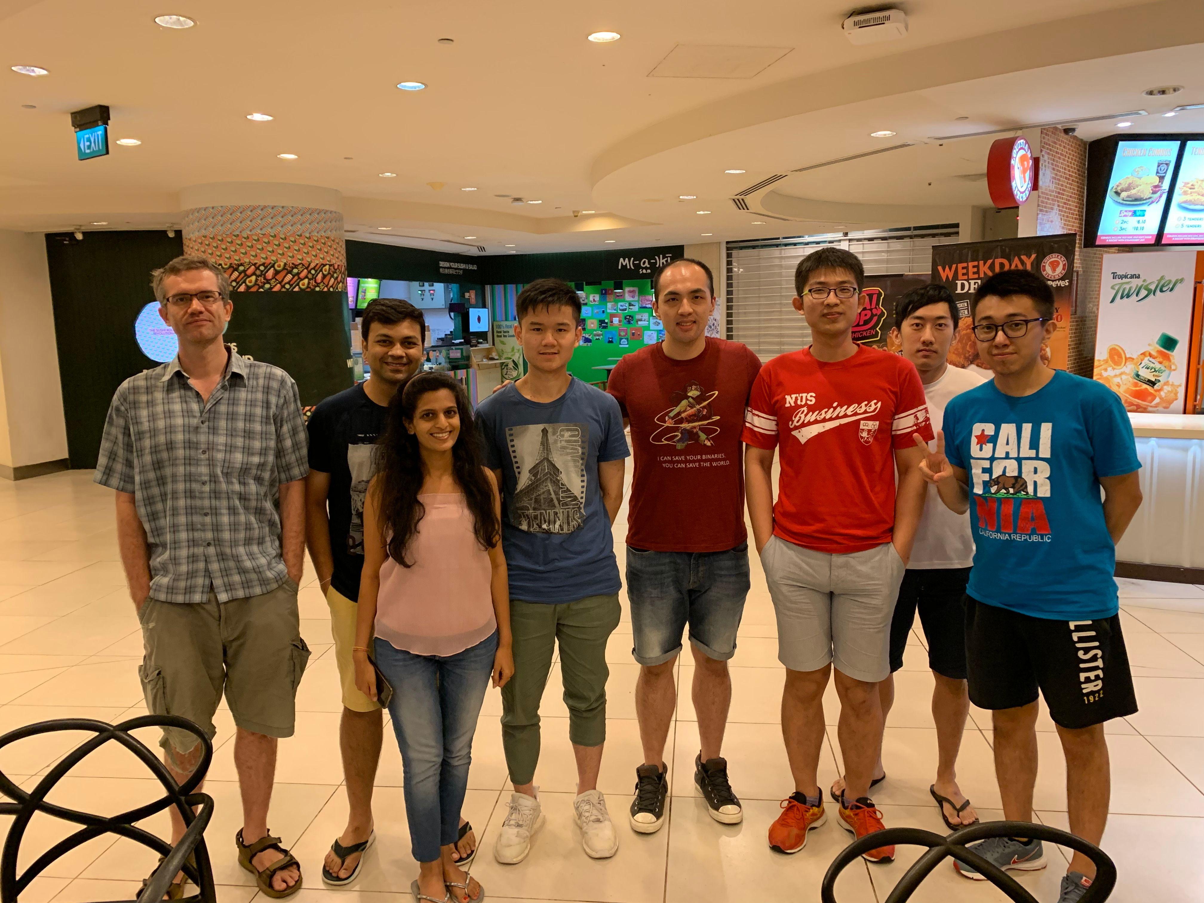 Singapore Javascript Interview Prep