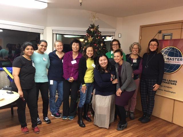 Leading Ladies Weekly Meeting