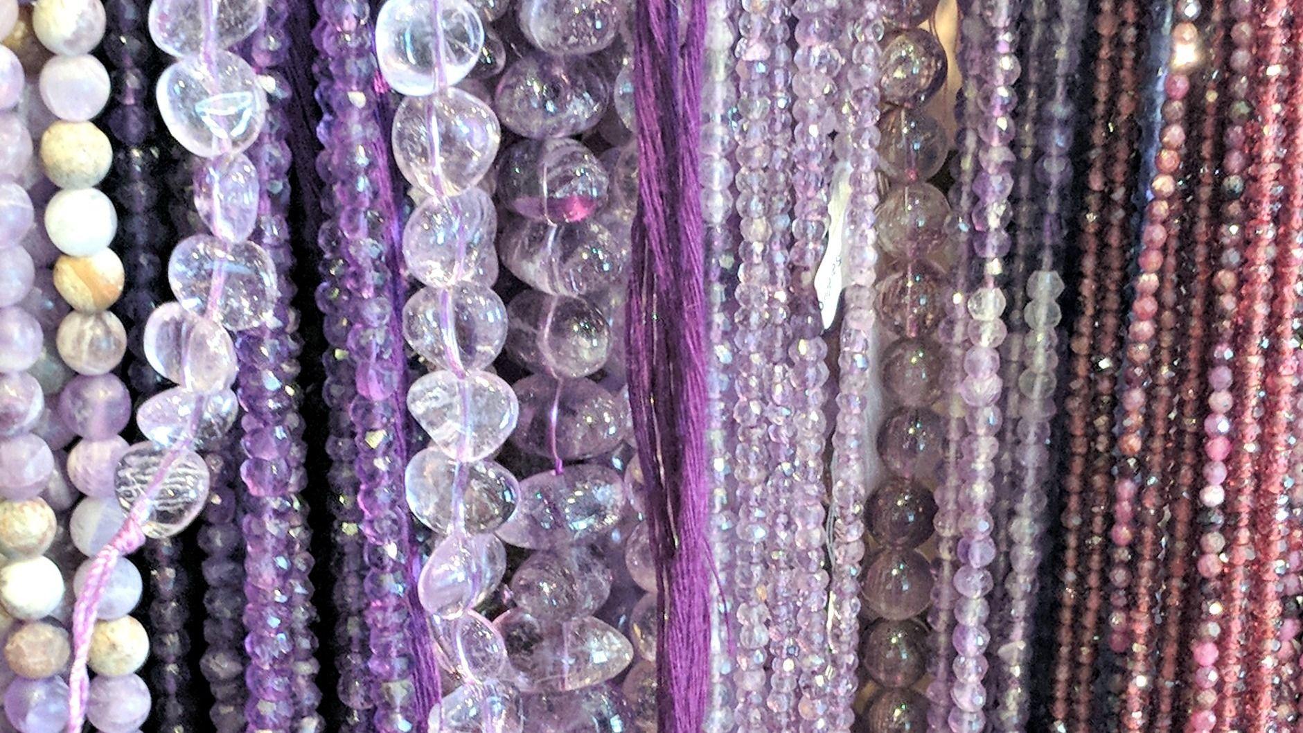 Nomad Bead Merchants: Boulder jewelry making & classes