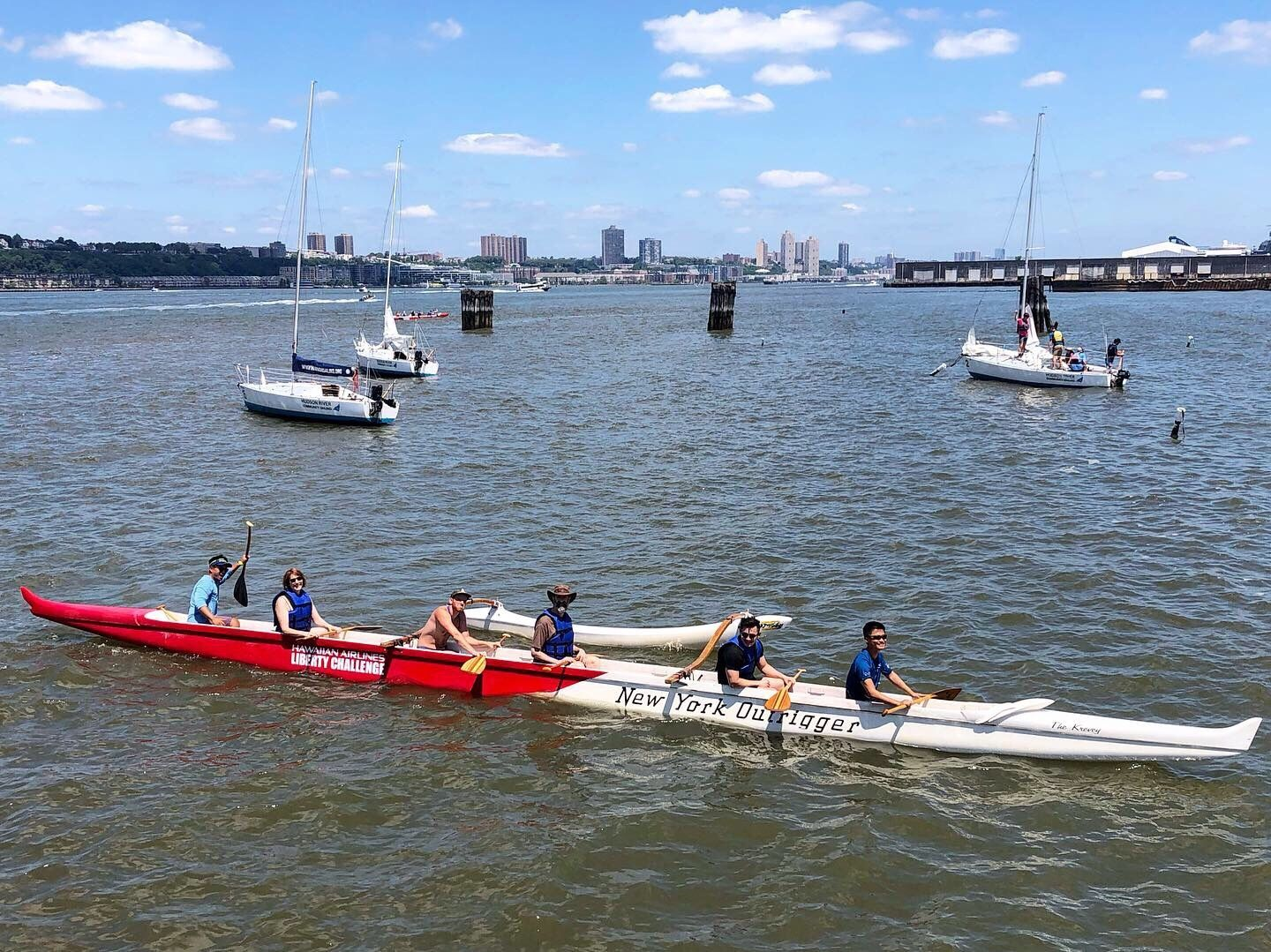 New York Outrigger Novice Sessions