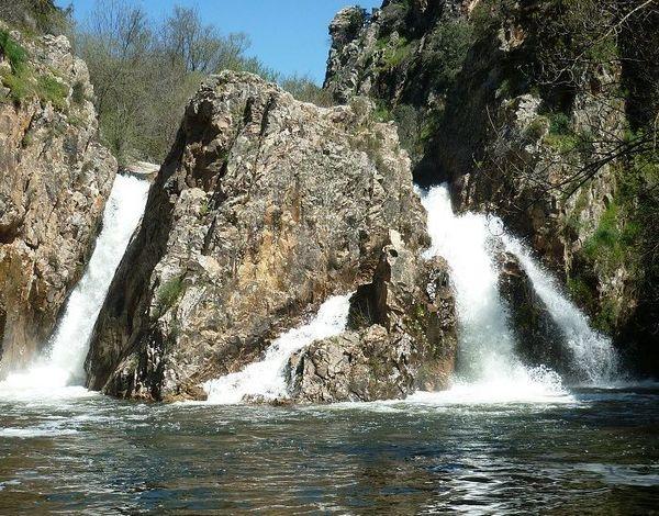 Cañon del rio Guadalix con el grupo escapadillas