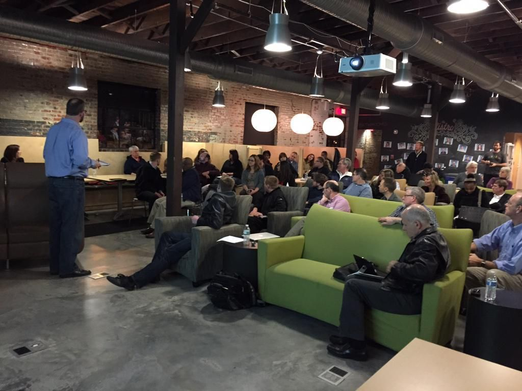 GrowNashville: Startup Entrepreneurs, Hackers, & Web Experts