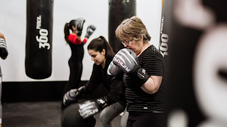 FREE 30 Minute Cardio-Boxing & H.I.I.T. (Montreal - Ouest)