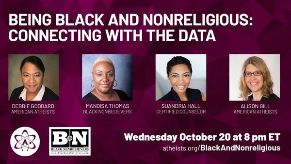 Being Black and Nonreligious: Connecting with the Data