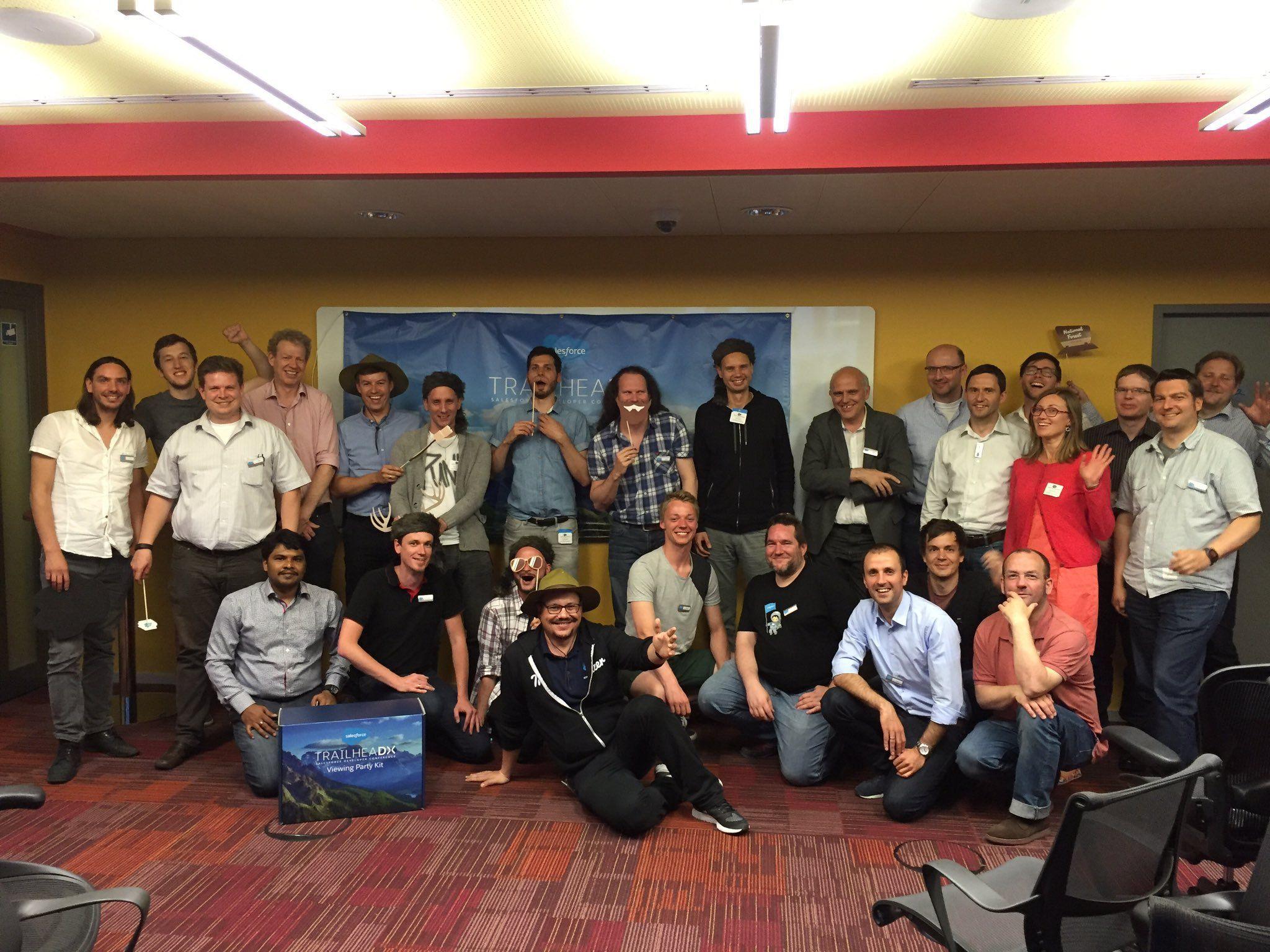 München Salesforce Developer Group