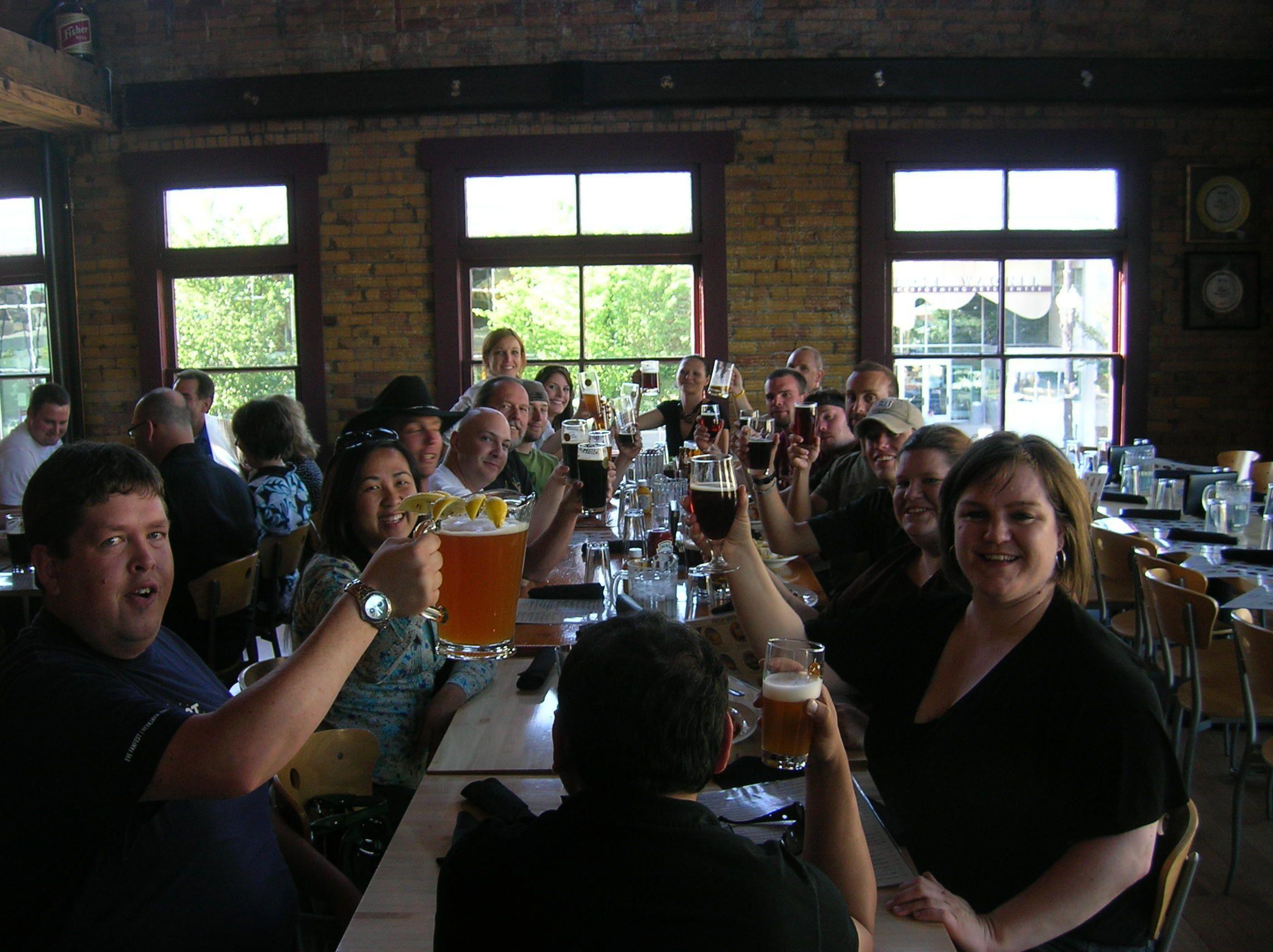 Salt Lake City Beer Drinkers