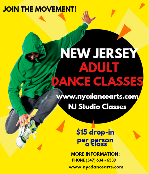 Adult dance classes in nj 5