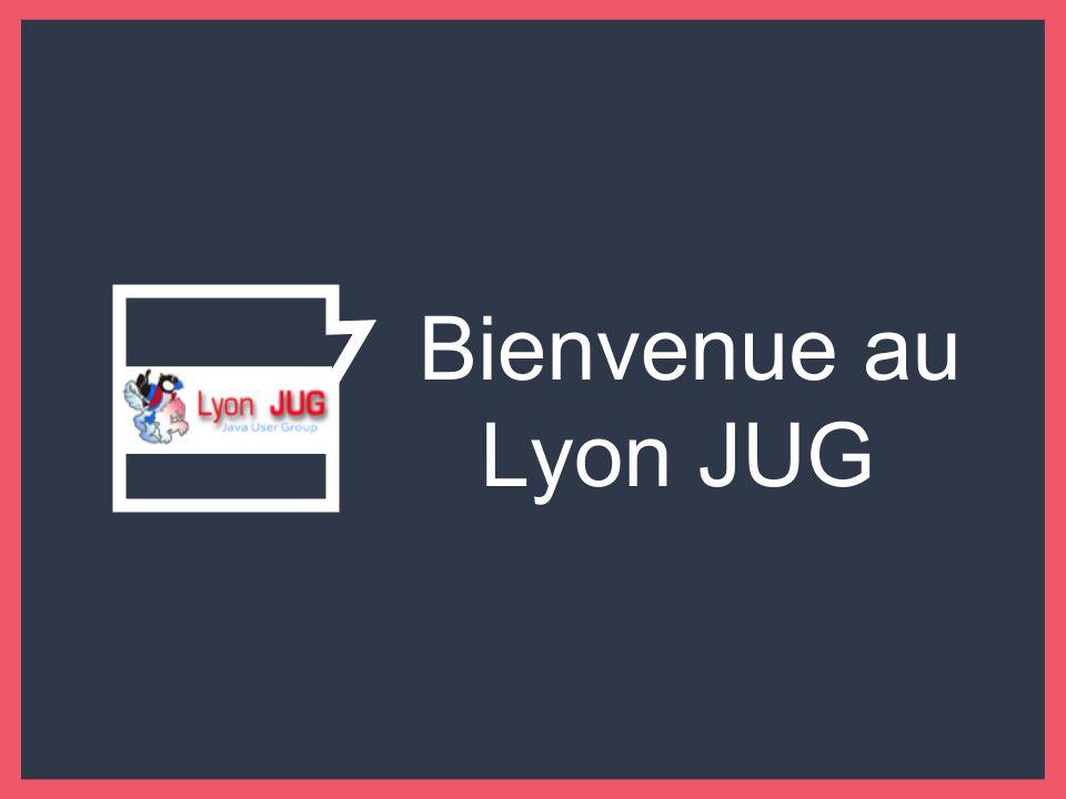 Lyon Java User Group - LyonJUG