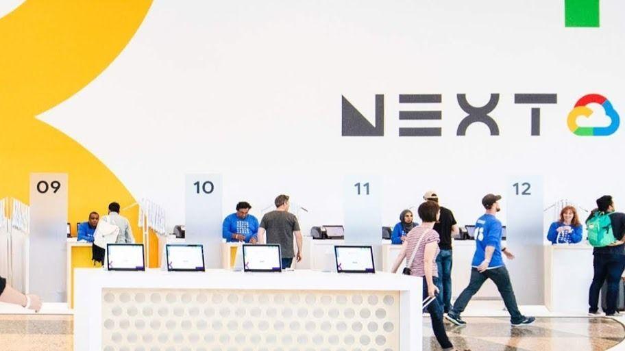 Google Next Extended Boston