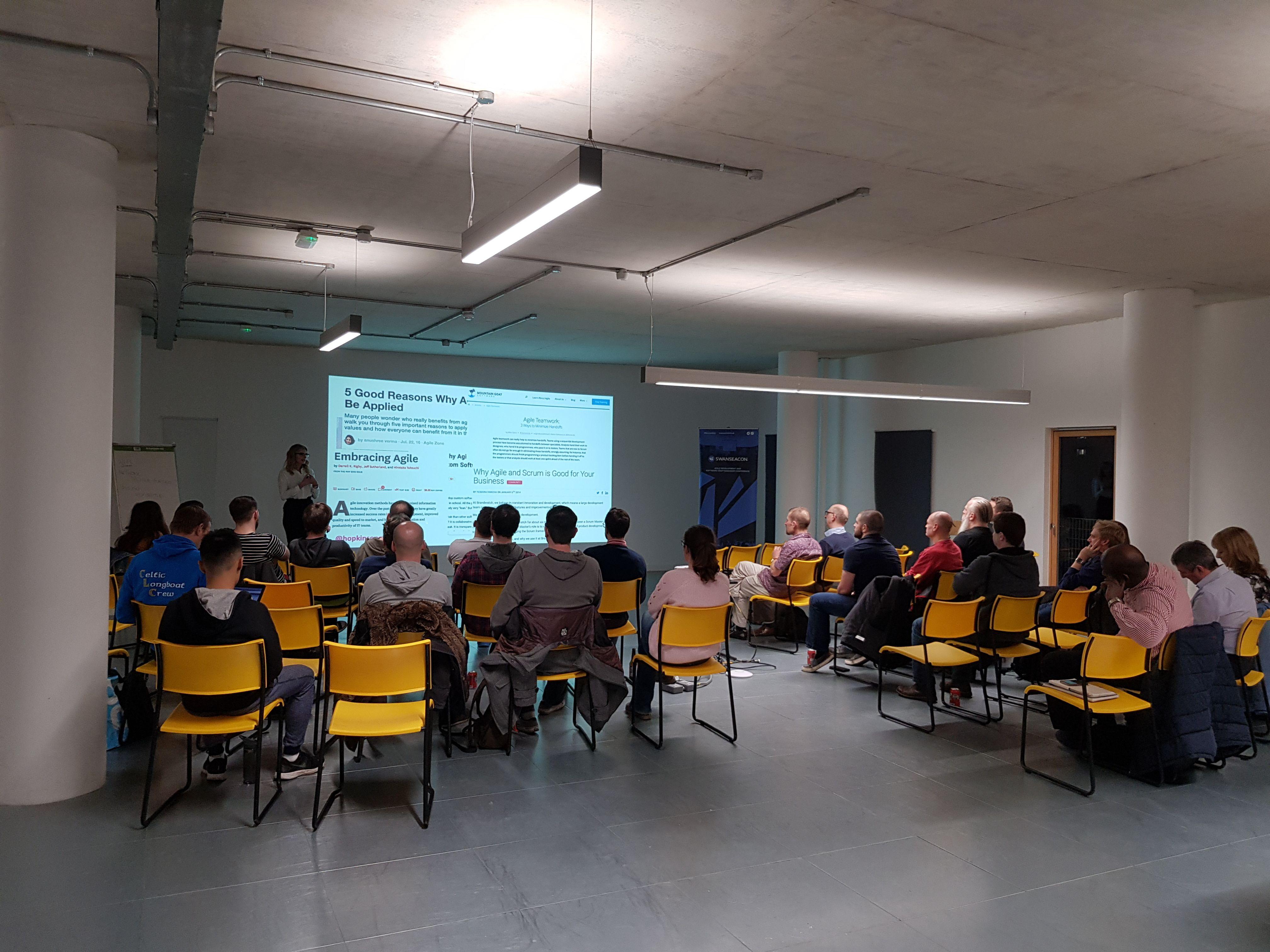 Swansea Software Development Meetup