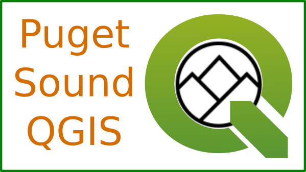 Puget Sound QGIS User's Group