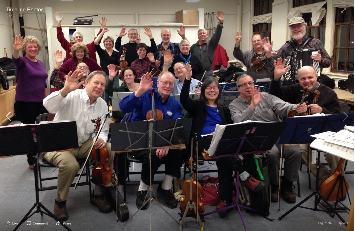 Contra Dance with Roaring Jelly