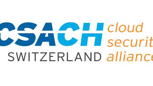 Swiss Cloud Security Alliance (CSA) Chapter - Zürich area