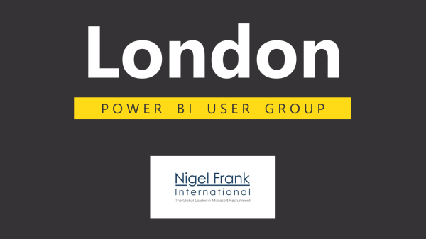 London Power BI User Group
