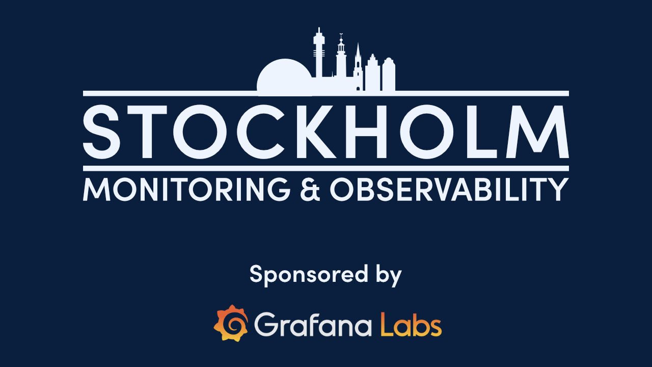 Stockholm Monitoring and Observability