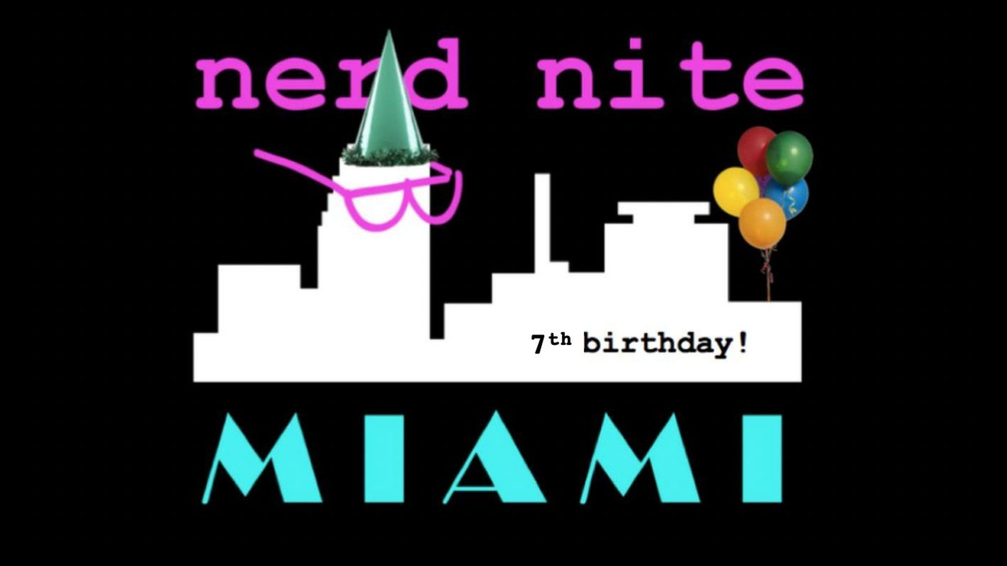 Nerd Nite Miami