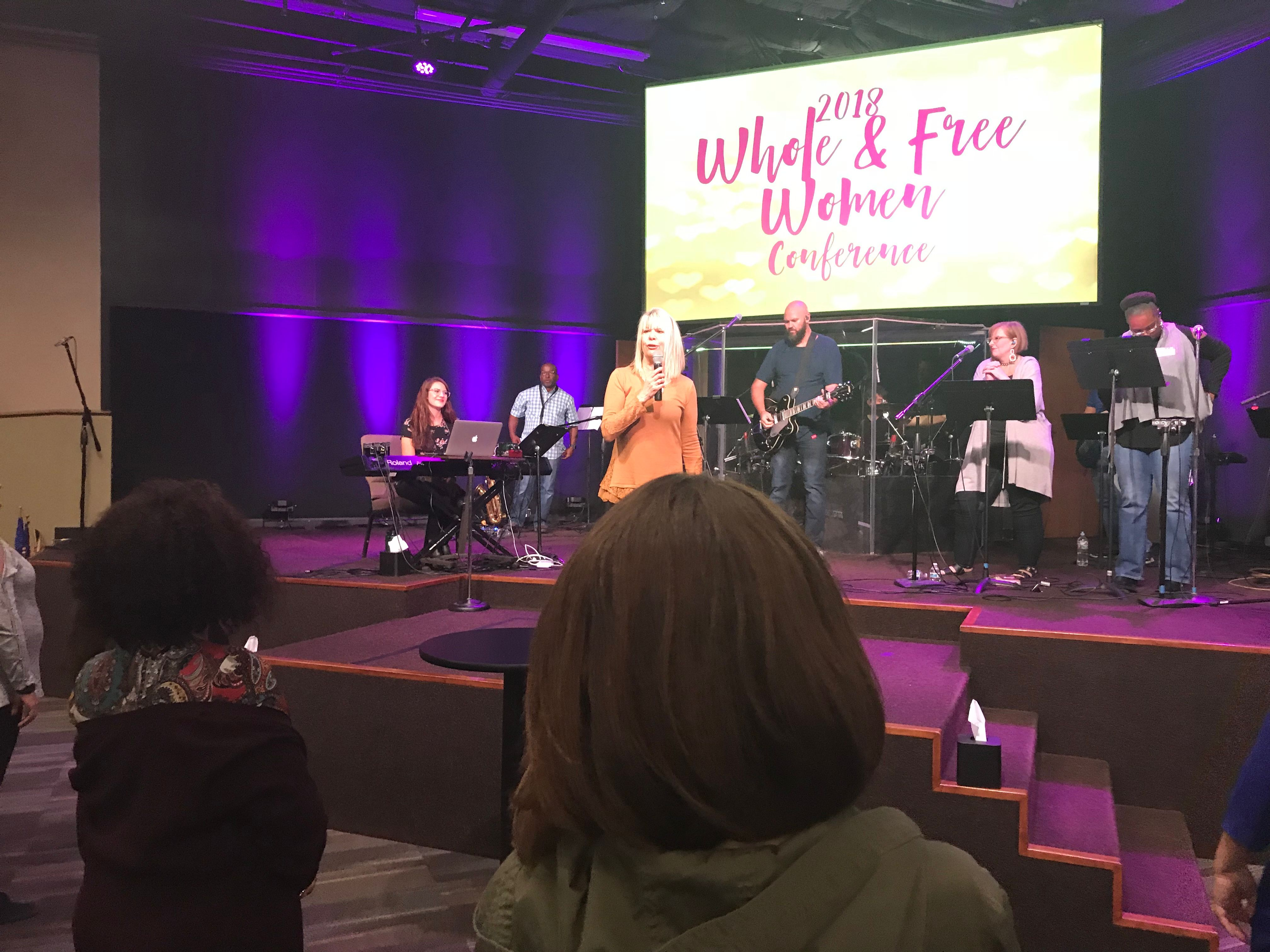 Whole and Free Women's Ministry