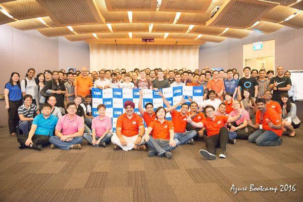 Azure, Office and Data Community (Singapore)