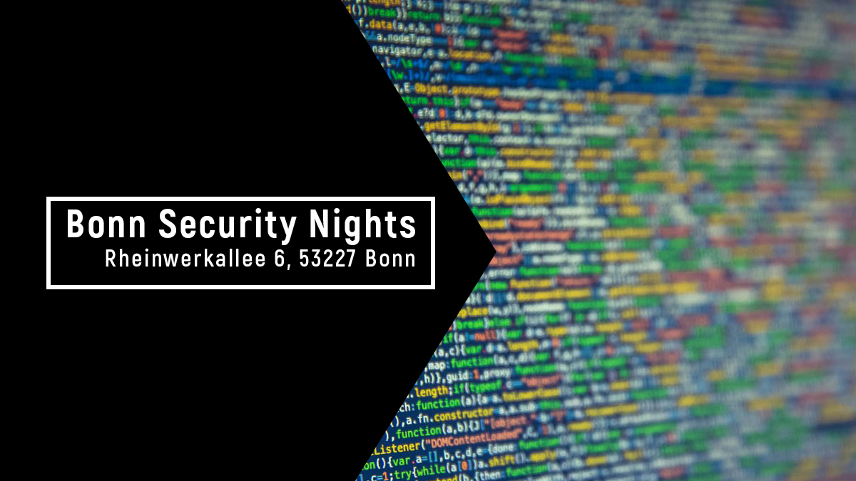 Bonn Security Nights
