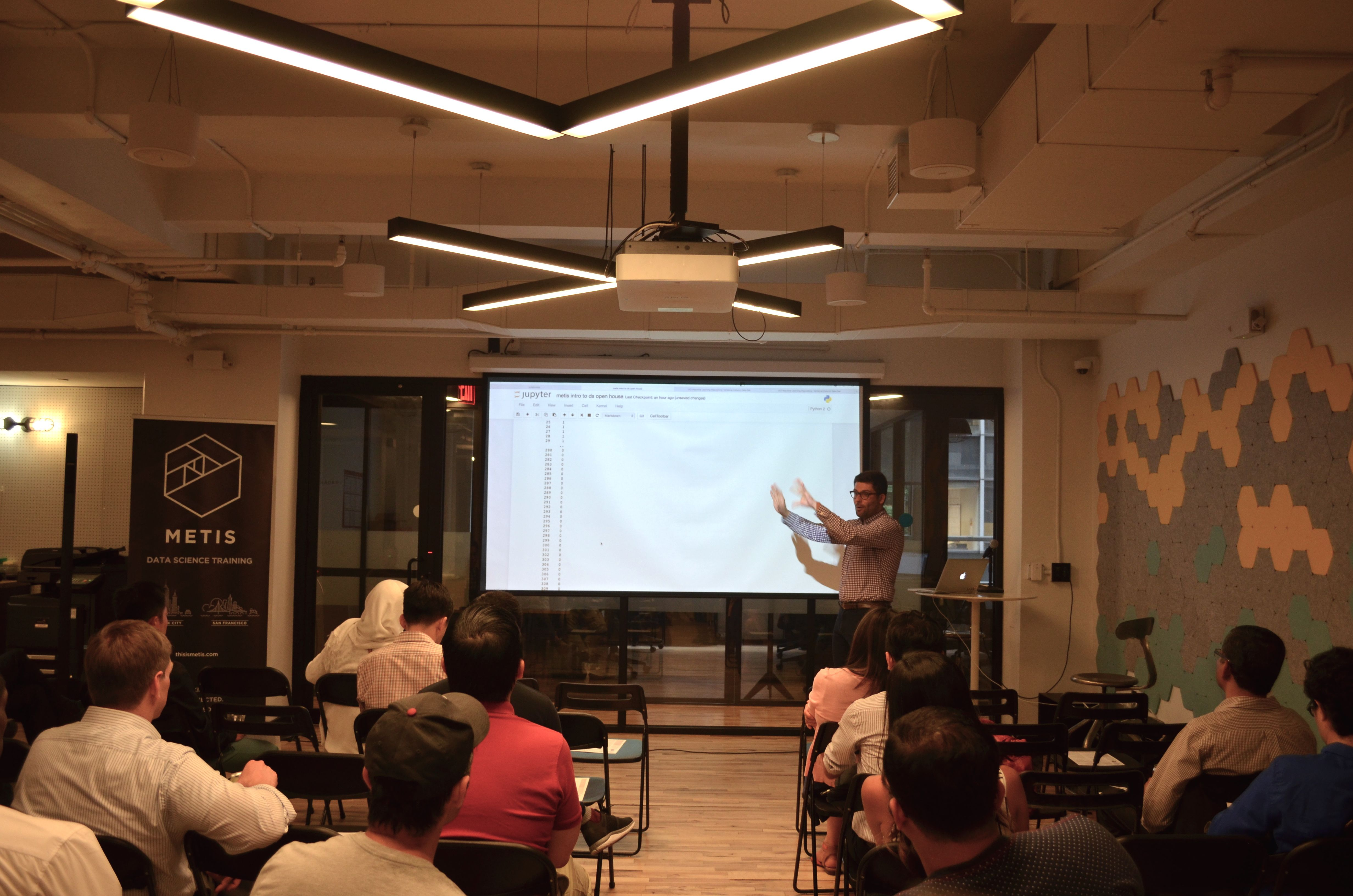 Metis: New York Data Science