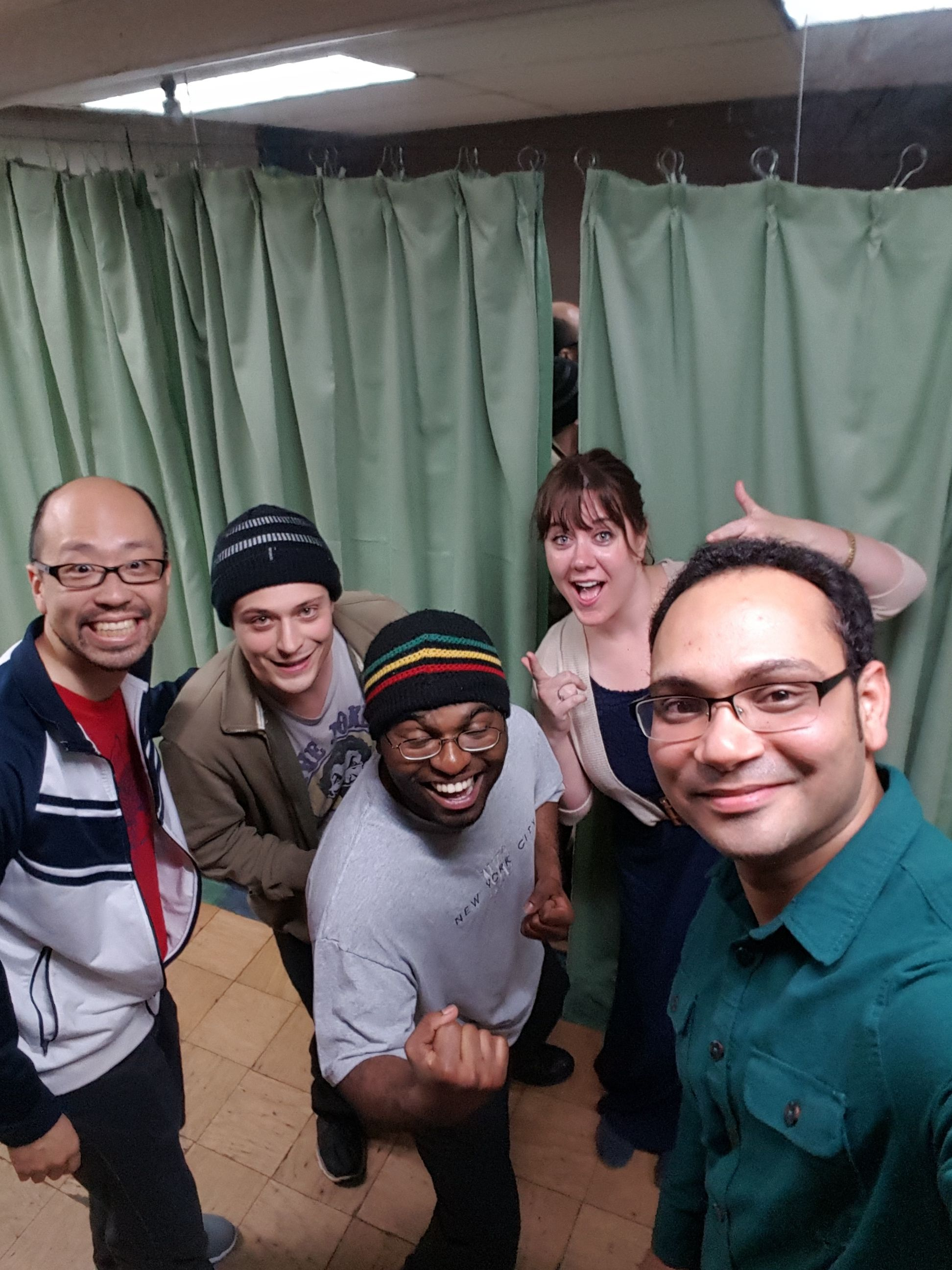 Improv NOW! - NYC Weekly Improv Classes & Performances