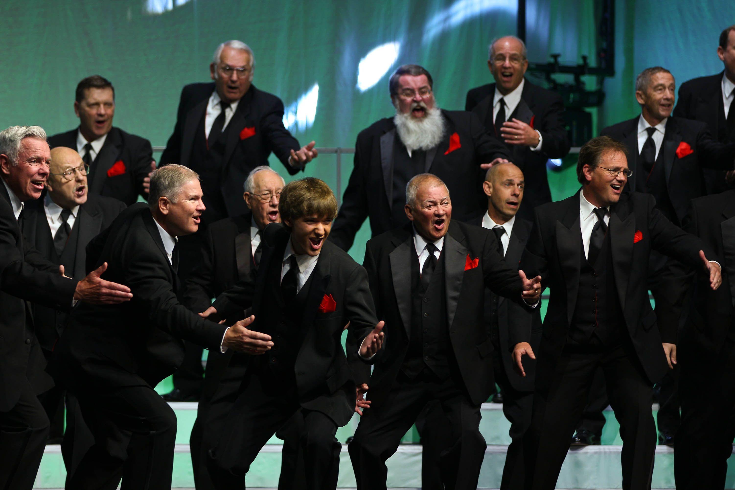 Singing & Fellowship