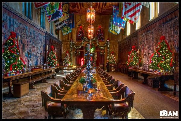 Road Trip to San Simeon: Hearst Castle Decked Up for the Holidays & Lighthouses - Pleasure ...
