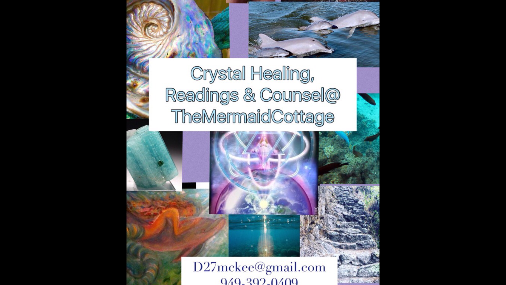 Lemurian Crystal Energy Workshops by the Sea!