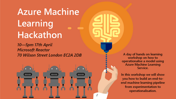 Hands On Machine Learning Operations Using Azure Ml Service Meetup