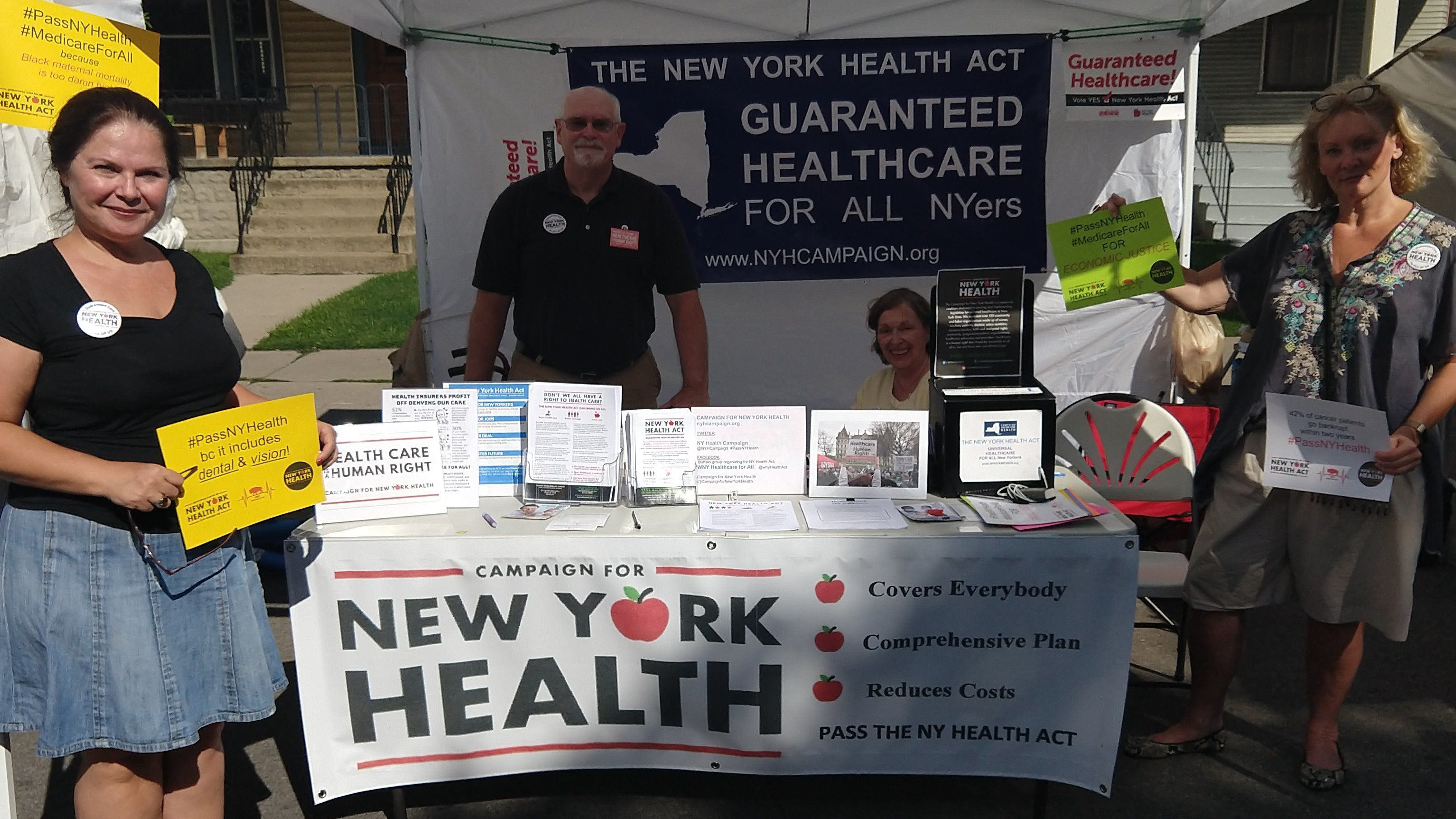 WNY Healthcare for All Planning Group