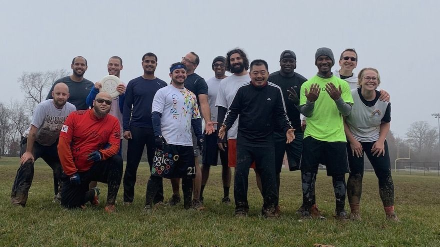 Blueberry Hill Park Ultimate Frisbee
