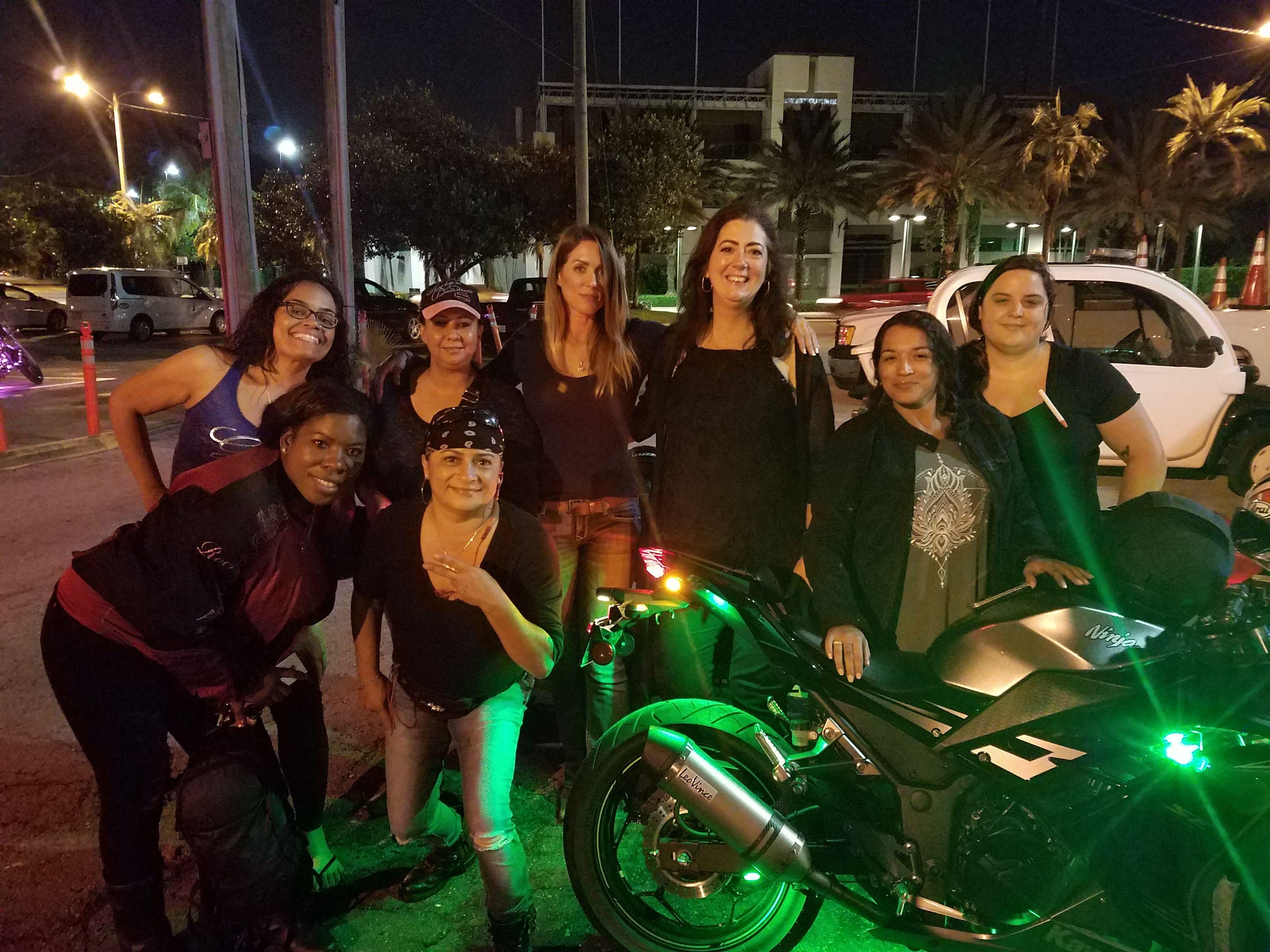 Women Freedom Riders (Ironclad Ladies)