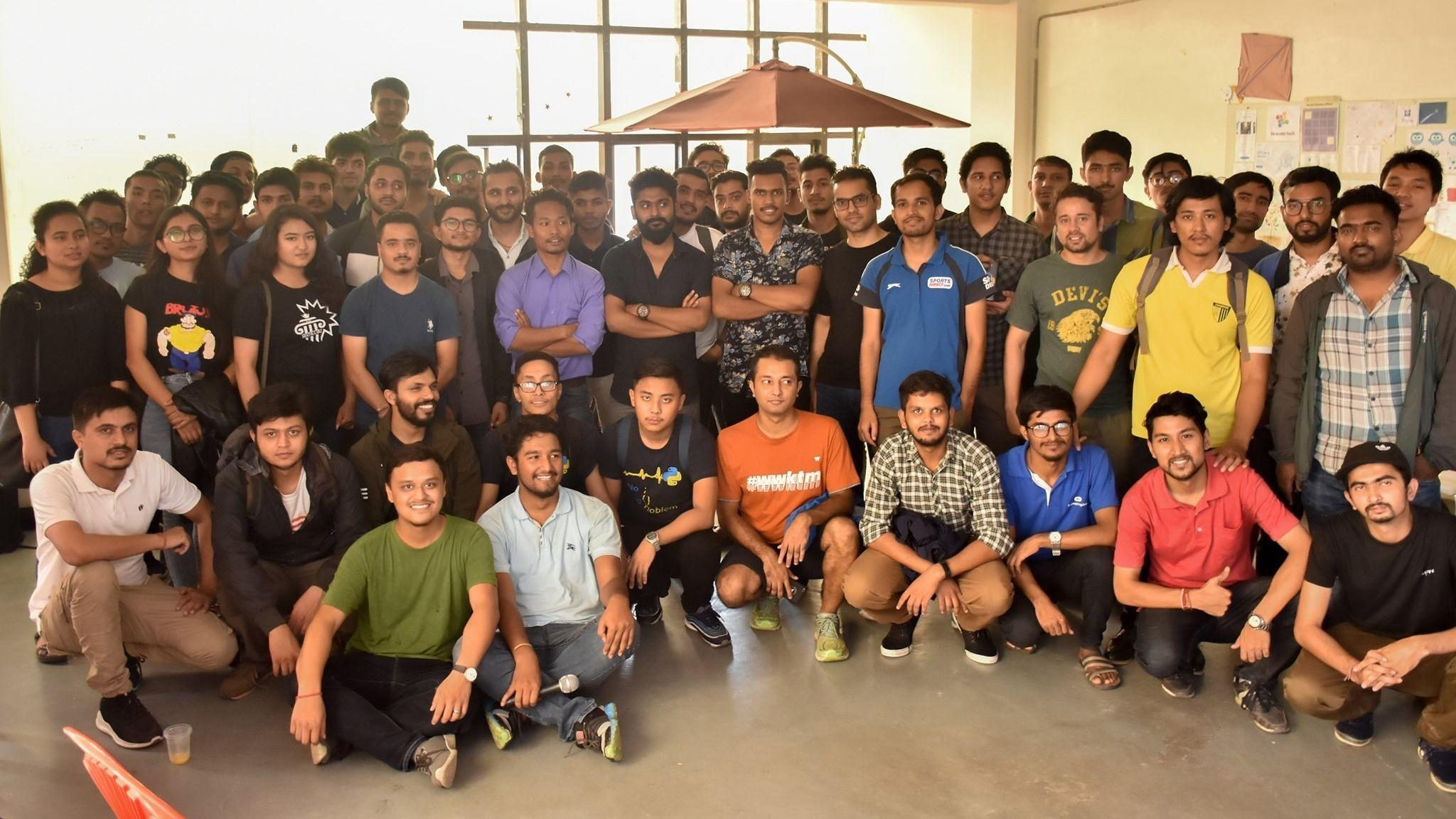 DN: Python Users Group Nepal