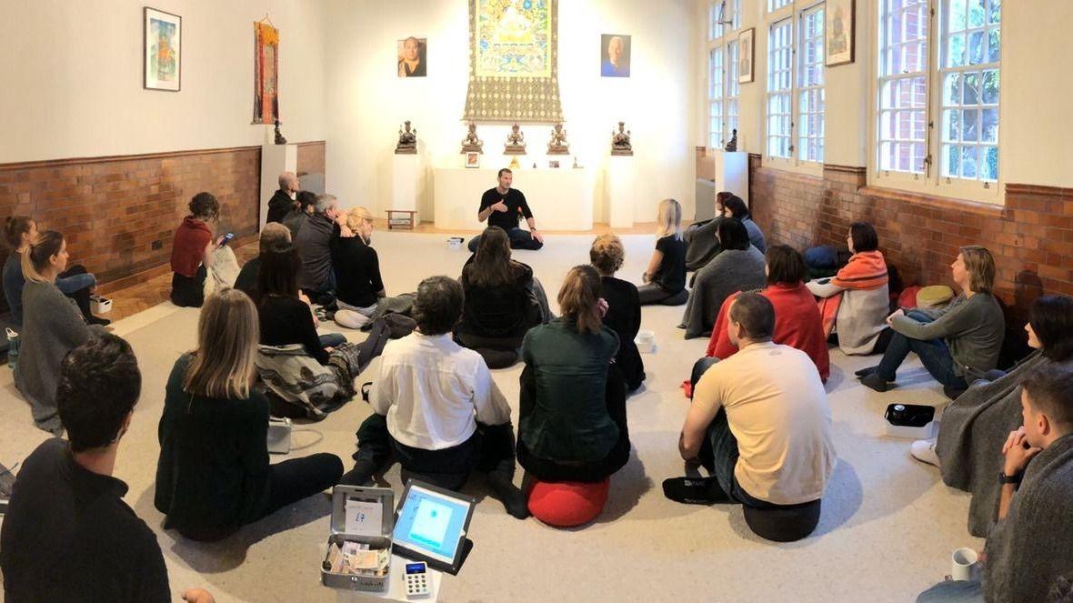 London Diamond Way Buddhist Centre