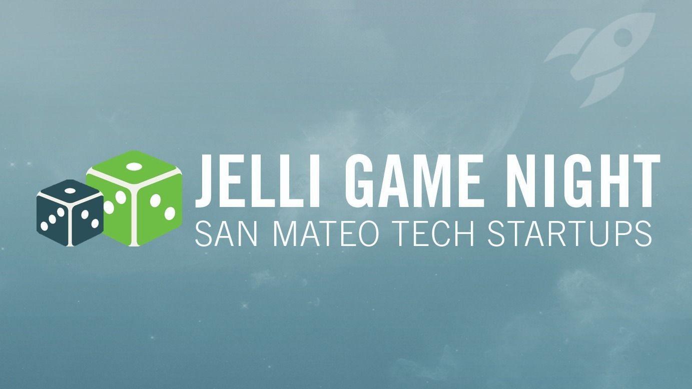 San Mateo Tech Startup Game Night!